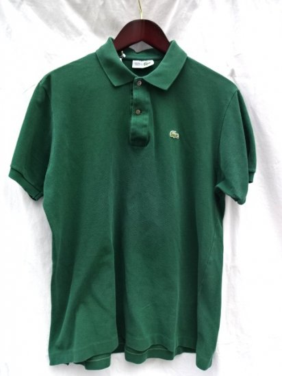 70's〜 Vintage Made in France Lacoste Polo Shirts /15
