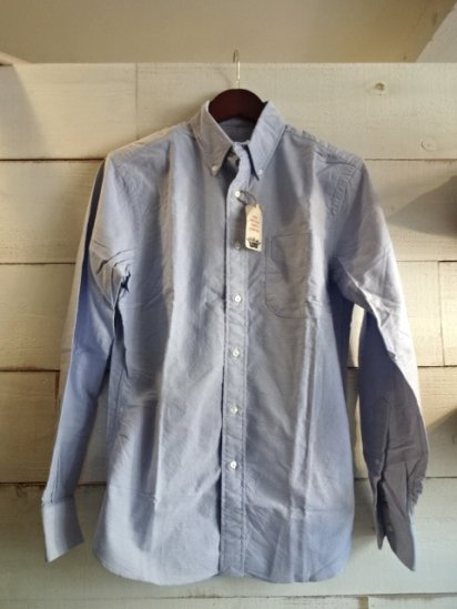 NEW ENGLAND SHIRT COMPANY MADE IN U.S.A OXFORD White<BR>SALE! 17,800 + Tax → 9,800 + Tax