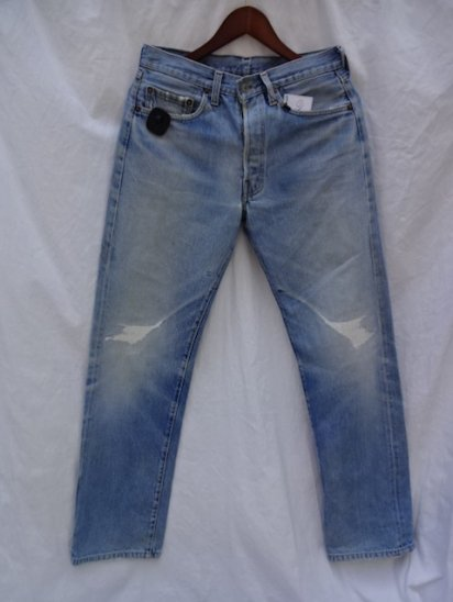 80's Vintage LEVI'S 501 Red Line MADE IN USA