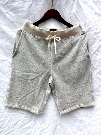 National Athletic Goods Made in Canada Sweat Shorts Gray