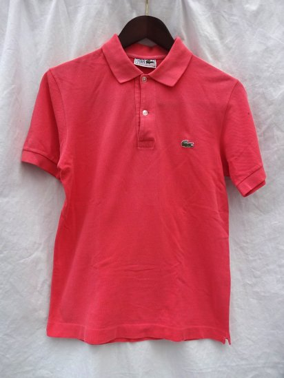 80's〜 Vintage Made in Spain Lacoste Polo Shirts /21