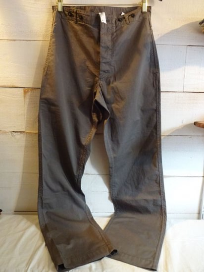 MHL by MARGARET HOWELL Euro Type Work Pants<BR>SALE!! 19,800 + Tax → 10,000 + Tax