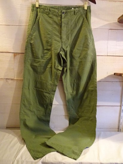 MHL by MARGARET HOWELL Baker Pants<BR>SALE!! 19,800 + Tax → 10,000 + Tax