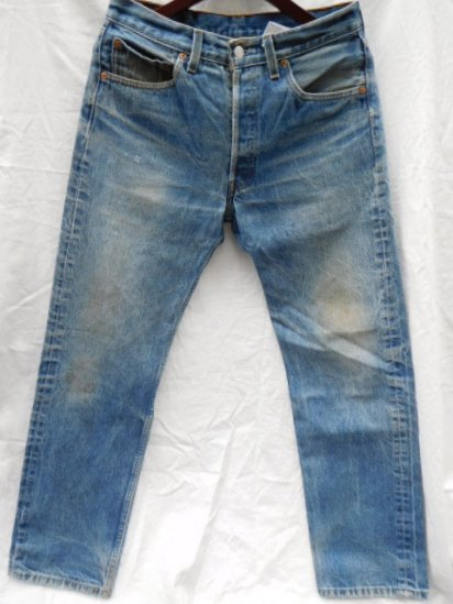 90's Levi's 501 Made in USA / 1
