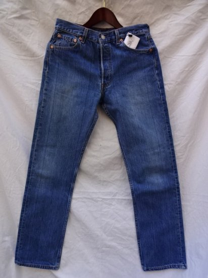 90's Levi's 501 Made in USA / 2