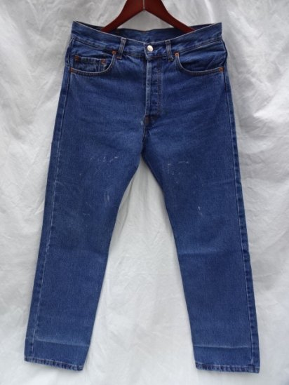 90's Levi's 501 Made in USA / 3