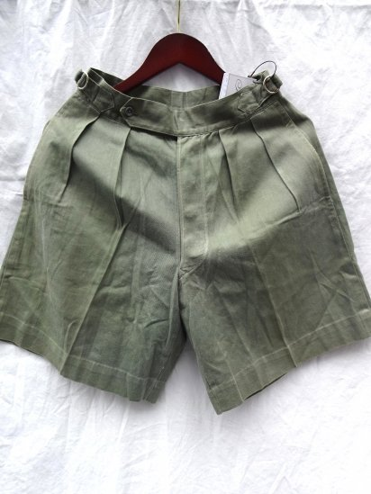 50-60's British Army jungle Shorts