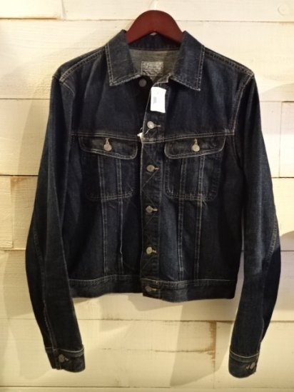 Ralph Lauren 101-J Type Denim Jacket<BR>SALE! 17,800 + Tax → 9,800 + Tax