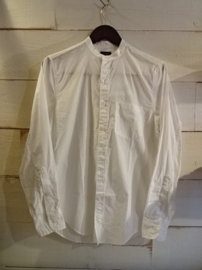 J.Crew Band Collar Shirts
