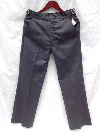 70's Vintage Dead Stock British Prison Department Pants /2