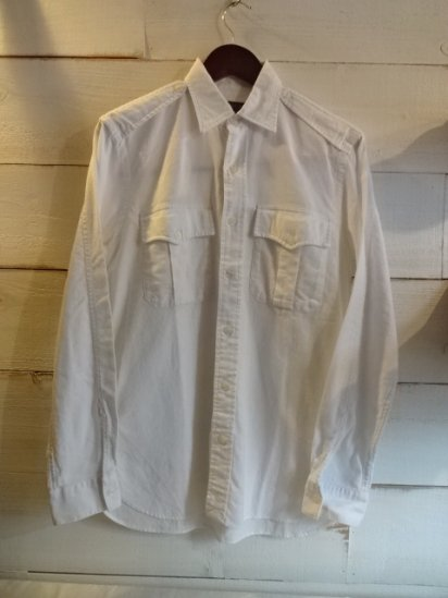 Ralph Lauren Oxford Military Type Shirts<BR>SALE!! 9,800 + Tax → 5,880 + Tax