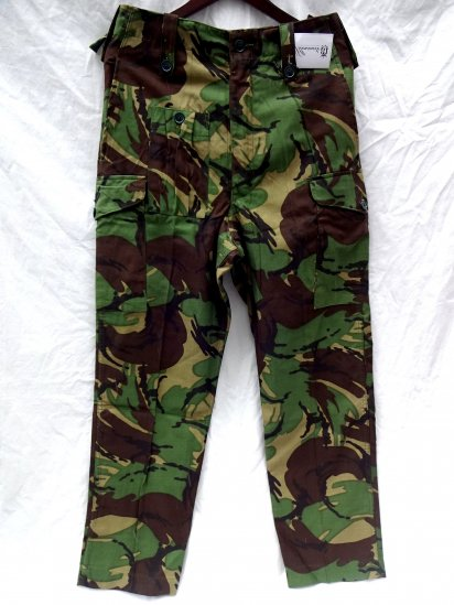 60's Vintage Dead Stock British Army 1968 Pattern Combat Trousers /2