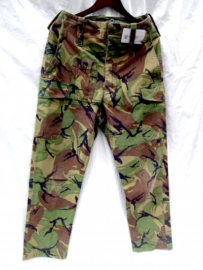 60's Vintage  British Army 1968 Pattern Combat Trousers /3