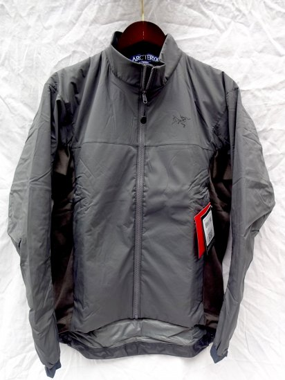 ARC'TERYX LEAF Atom LT Jacket Gen2 <BR>Wolf Gray