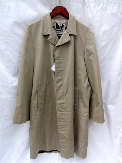 70's Vintage GRENFELL Souten Collar Coat Made in England/2