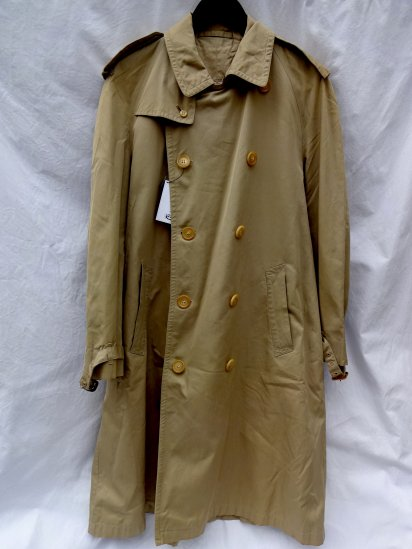 60's Vintage GRENFELL x Abercrombie & Fitch Trench Coat Made in England/1