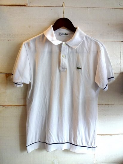 80's〜 Vintage Made in France Lacoste Polo Shirts
