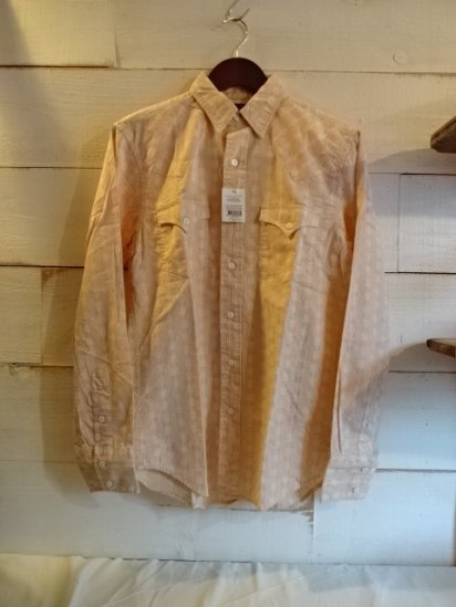 RRL Western Sport Shirts<BR>SALE! 12,800 + Tax → 8,960 + Tax
