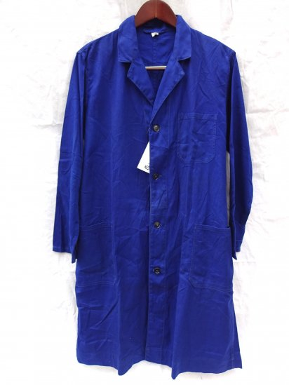 80's Vintage German Work Shop Coat /1