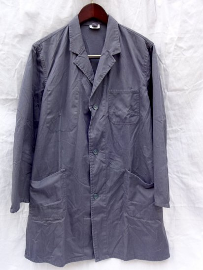 80〜90's Vintage German Work Shop Coat /3