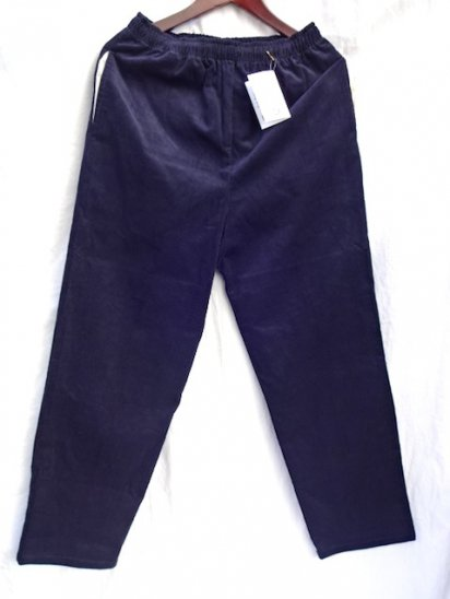 Erick Hunter Corduroy Pants Made in Japan Navy