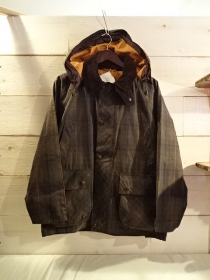 90-00's Dead Stock John Partridge Waxed Cotton Jacket <BR>SALE! 32,800 + Tax → 19,680 + Tax