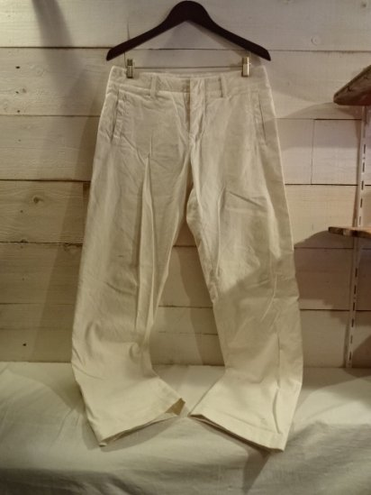 MARNI Cotton Trousers Made in Italy USED