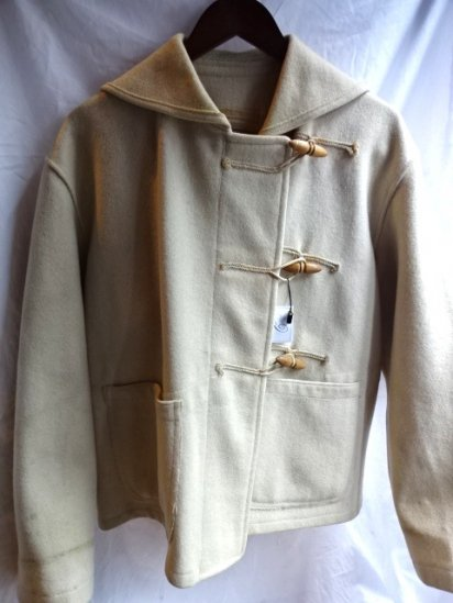 40's Vintage Royal Navy Duffle Coat