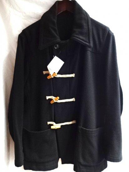 60's Vintage Short Length Duffle Coat