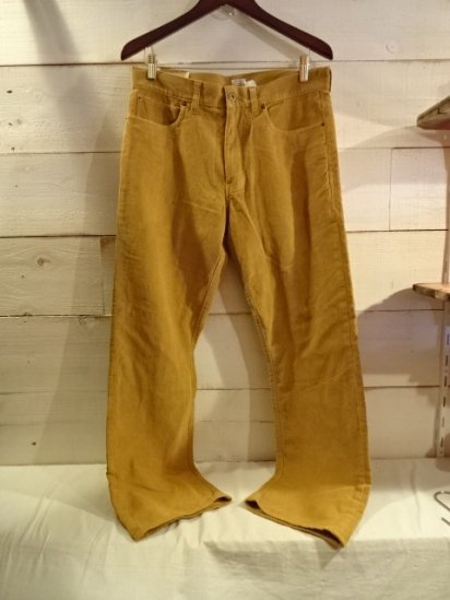 J.crew Vintage Slim Straight Fit Coduroy Pants<BR>SPECIAL PRICE 3,900+Tax
