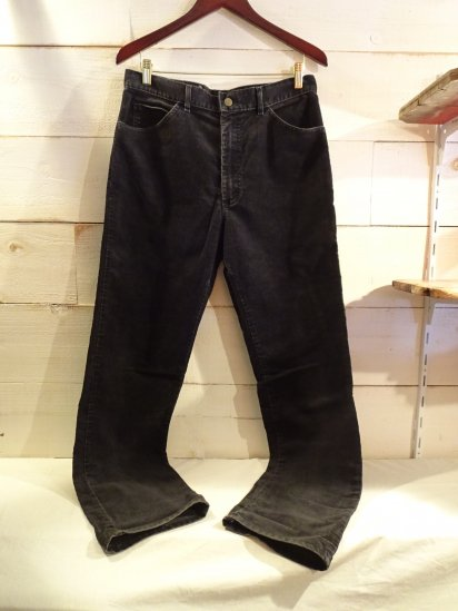 80's Vintage Lee 200 Corduroy Made in U.S.A
