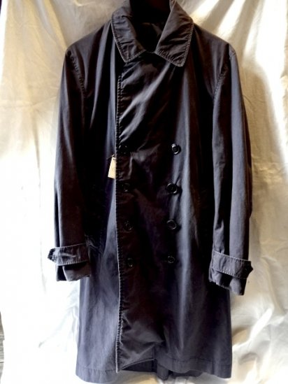 60's Vintage US Navy Trench Coat