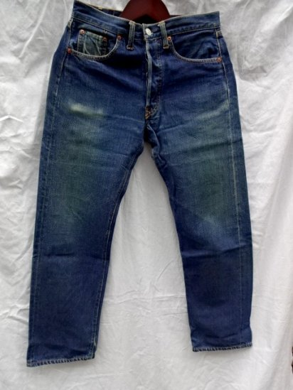 60's Vintage LEVI'S 501 BIG-E MADE IN USA Good Condition