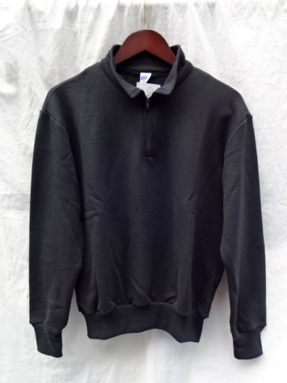 WELBECK Quarter Zip Sweat Top Made in England