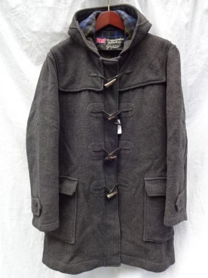 60〜70's Vintage Gloverall Duffle Coat Made in ENGLAND/1