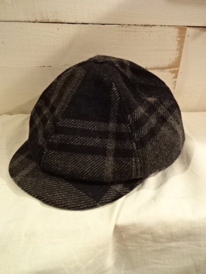 RRL Wool Casquette<BR>SALE!! 9,800 + Tax → 5,000 + Tax