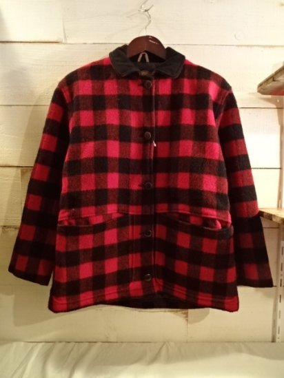 80-90's Vintage Woolrich Wool Jacket MADE IN USA