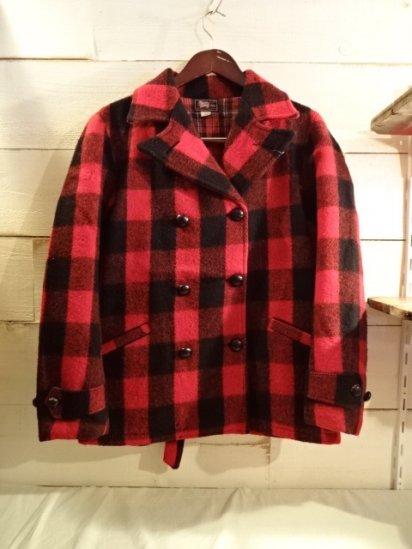 50's Vintage Woolrich Wool Jacket<BR>SALE! 19,800 + Tax → 9,800 + Tax