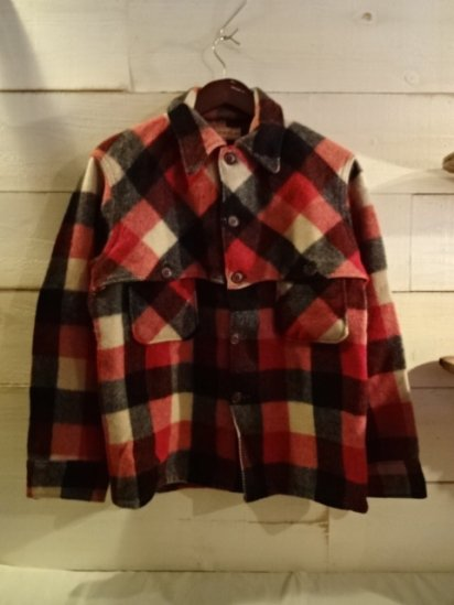 50-60's Vintage Wool Jacket<BR>SALE! 12,800 + Tax → 6,800 + Tax