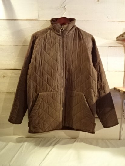 BARBOUR Quilted Jacket USED