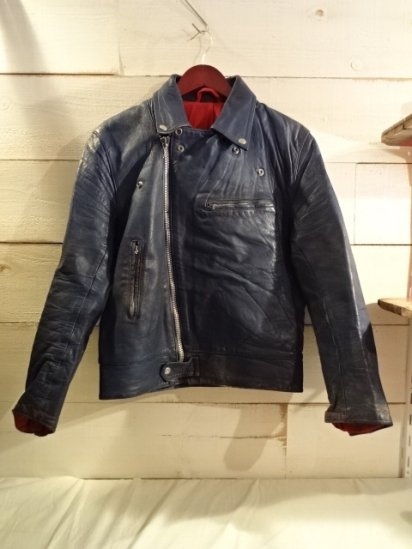 70's Vintage Belstaff Leather Riders Made in England<BR>SALE! 48,000 + Tax → 29,800 + Tax