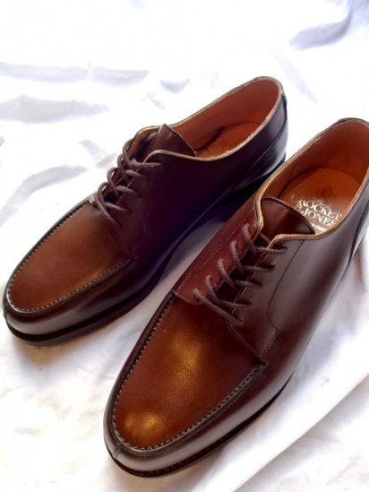 Crockett & Jones MORETON MADE IN ENGLAND <Br>Brown