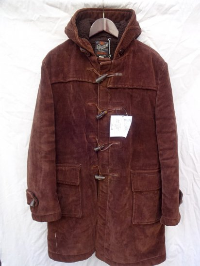 70's Vintage Gloverall Duffle Coat