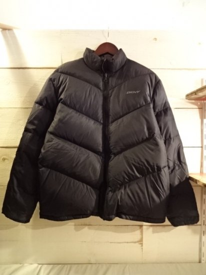 OLD DKNY Reversible Down Jacket<BR>SALE! 9,800 + Tax → 5,800 + Tax