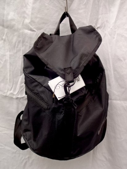 NIKE Nylon Back Pack Black