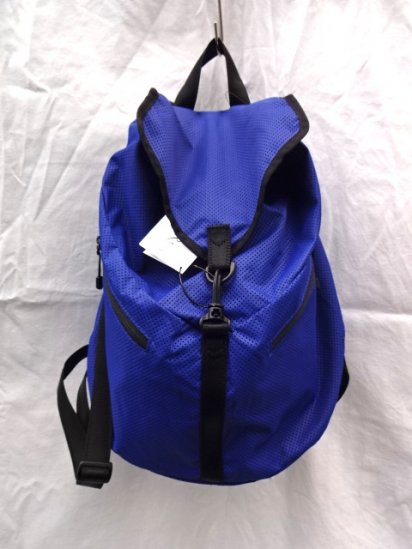 NIKE Nylon Back Pack Blue