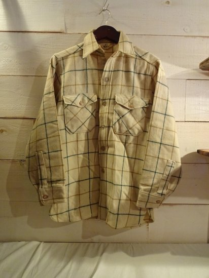 70's Vintage Woolrich Wool Shirts