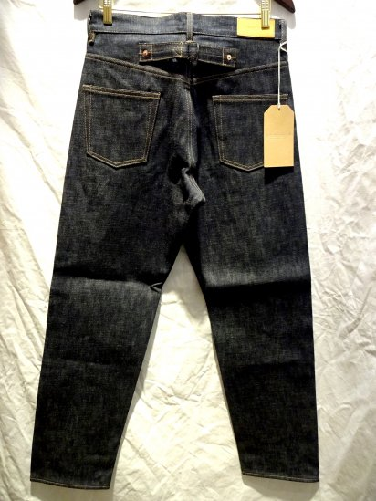 RICHFIELD J-2 13.5oz Zimbabwean Cotton Denim Made in JAPAN