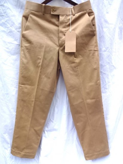RICHFIELD C-2 Superior Pima Cotton Chino Trousers MADE IN JAPAN/Regular