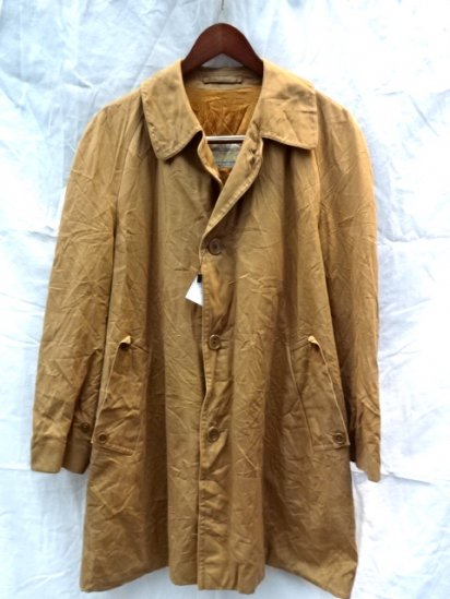 60's Vintage Aquasctutam Aqua 5  Coat MADE IN ENGLAND